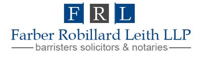 Farber Robillard Leith LLP Logo